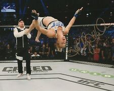 UFC Ultimate Fighting Holly Holm Autographed Signed 8x10 Photo COA