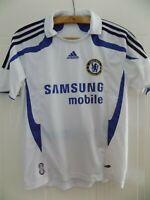 Chelsea FC Football Soccer Jersey Third Shirt 2007 2008 Original Adidas Top Size