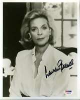 LAUREN BACALL SIGNED PSA/DNA CERTIFIED 8X10 PHOTO AUTHENTICATED AUTOGRAPH