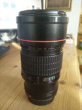 Canon EF 200mm lens f/2.8 L USM Mk 1 EOS Good Condition L series Telephoto rare