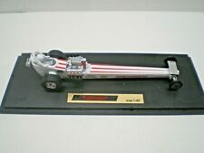 """""""RAMCHARGERS"""" 1/43 NHRA SLINGSHOT TOP FUEL DRAGSTER DIECAST BY MARK ONE"""