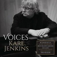 KARL/VARIOUS JENKINS - VOICES  CD NEW JENKINS,KARL