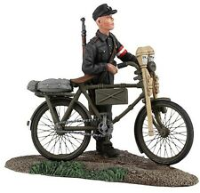 Britains World War 2 German 25036 Pushing Bicycle #1 Mib