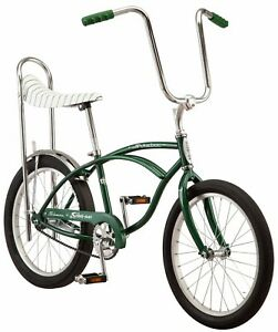 "Kid's Classic Sting-Ray Bicycle w/ 20"" Wheels Single Speed Bike, Green, Ages 6+"