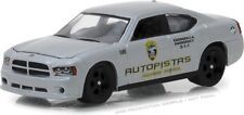 Greenlight 1/64 Puerto Rico Highway Patrol 2008 Dodge Charger Police Car 42850-D