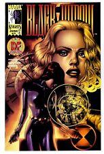 BLACK WIDOW #1(5/99)1:FULL YELENA BELOVA/1st RED ROOM(DYNAMIC FORCES)CGC IT(9.8)
