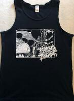 MORBID ANGEL Tank Top shirt BLACK DEATH METAL IMMOLATION MAYHEM DISMEMBER S - XL