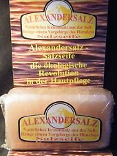 Salzseife-Alexandersalz 3 Stück +1 x Gratis