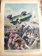 239) 1937 INCIDENTE CORSA AUTOMOBILISTICA IN ARGENTINA E INCIDENTE A COLHAM