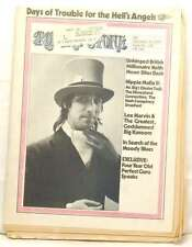 KEITH MOON OLD ROLLING STONE MAGAZINE ISSUE 124 THE WHO December 21 1972 RARE!