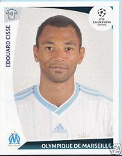 Adesivo DI CALCIO-PANINI UEFA CHAMPIONS LEAGUE 2009-10 - N. 185-Marsiglia