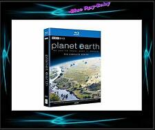 PLANET EARTH - COMPLETE BBC SERIES  *** BRAND NEW BLURAY** REGION FREE