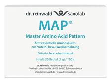 MAP Pulver 100g(20x5g) - Master Amino Acid Pattern / 8 Aminosäuren / Eiweiß