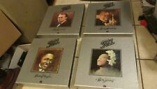 Vintage Time Life Giants of Jazz - 4 volume box sets - 8 Track format NEW