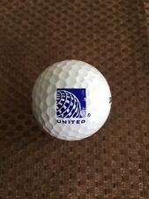 Logo Golf Ball-United Airlines.Bridgestone E6 Ball