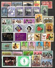 Congo - Zaire - lot de timbres tous différents.