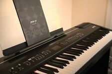 More details for roland fp-7 digital piano with stand, hold pedal, music stand & flight case