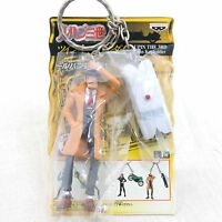 Lupin the Third 3rd Zenigata & Police Car Figure Keychain JAPAN ANIME MANGA