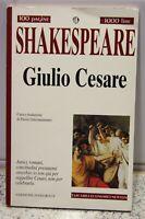 book - Shakesperare - Giulio Cesare
