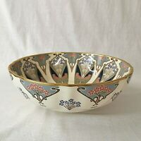 Masons Ironstone Liberty of London Ianthe Large Footed Bowl Art Nouveau