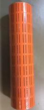 30 Rolls / 15000 Tags Orange Labels for Motex Mx-5500 L5500 Mx989 Price Gun $65