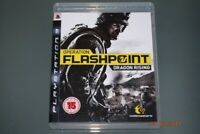 Operation Flashpoint Dragon Rising PS3 Playstation 3 **FREE UK POSTAGE**