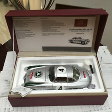 CMC 1:18 Scale Mercedes Benz 300SL W194 Carrera Panamericana 1952 #4 Car Model