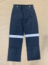 Nomex Trouser Dark Navy (#44) Size: 89w + 2 i/leg