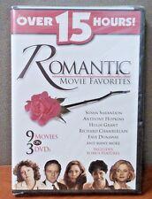 Romantic Movie Favorites    (DVD,3-Disc Set)  9 Films   BRAND NEW