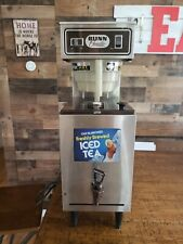 Bunn bunnomatic Iced Tea Brewer With 3 gal Tea Holder Restaurant Commercial make