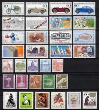 33023 BRD Bund  Jahrgang 1982  postfrisch komplett  Mi.-Nr.: 1118 - 1161