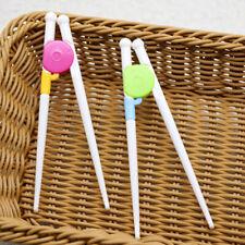 1 Pair Children Kids Tableware Learning Training Practice Chopsticks Surprise