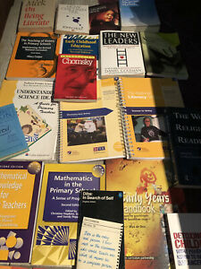 Collection Of Teaching Books -  Primary / Early Years / Child Development