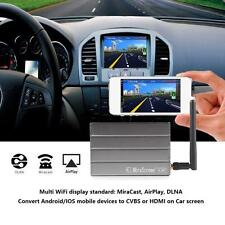 MiraScreen C1 Car Multimedia Display Device Dongle 1080P WiFi Mirror Box Airplay