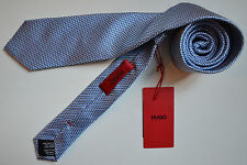 NWT HUGO (Red Label) By Hugo Boss Silk Tie 'Tie 6 cm'