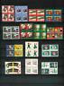 U.S. CHRISTMAS SEALS 20 Diff. Mint Blocks F/VF NH,OG 1938//1974 All Scott Listed