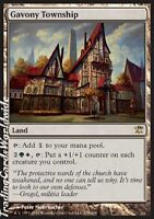 Gavony Township // Foil // NM // Innistrad // engl. // Magic the Gathering