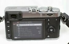 Fujifilm X Series X100T 16.3MP Digital Camera - Silver. 99p no reserve, bid now!
