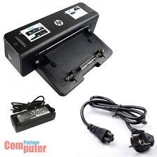 HP Dockingstation HSTNN-I11X für HP EliteBook 8560p & 8560w mit HP Netzteil 90W