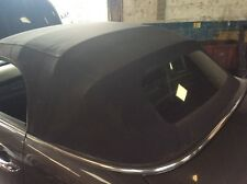 BMW Mini R59 Convertible Soft Top Roof In Black Cabriolet