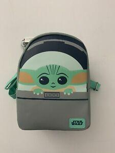 Mandalorian Baby Yoda backpack