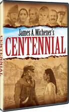 Centennial: The Complete Miniseries James A. Michener Box / DVD Set NEW!