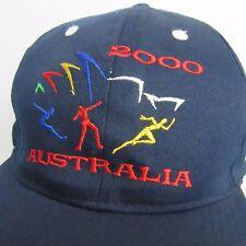 Sydney 2000 Olympics Snapback Cap Millennium Olympic Games Hat Koala Bear Flag
