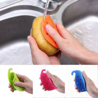 Vegetable Brush Scrub Potato cleaner Fruit Fruits Cleaning Carrot Scrubber clean