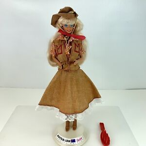 Vintage 1992 Dolls of the World AUSTRALIAN BARBIE Collection Special Edition