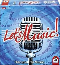 Let´s Music! Hier spielt die Musik - Quiz - NEU / OVP Schmidt Spiele 49202