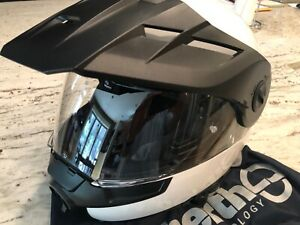 Schuberth E1 Modular Helmet sz Large with SENA 10U Communication System