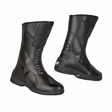 Akito 100% Leather Motorcycle Boots