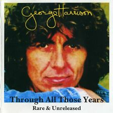 GEORGE HARRISON Rare & Unreleased Russian 20 track Import CD