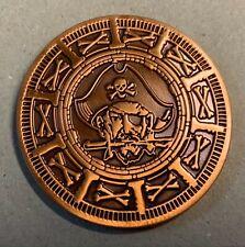 2006 Pirates of Harriman III - Dead Man's Cache Geocoin
